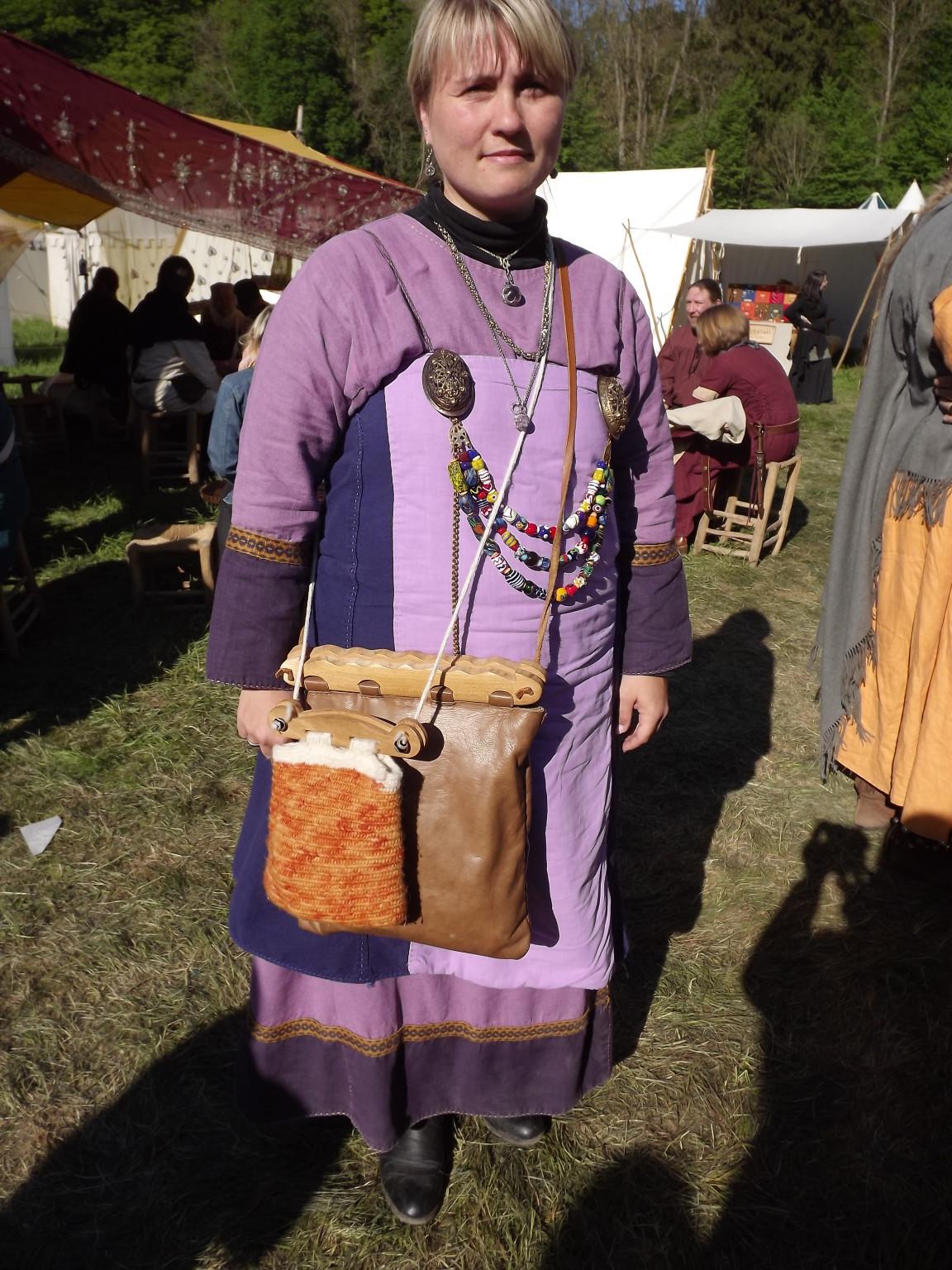 mittelalter kleidung wikinger