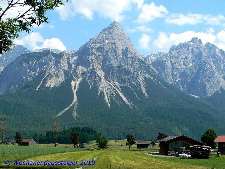 Bildertour Ehrwalder Sonnenspitze