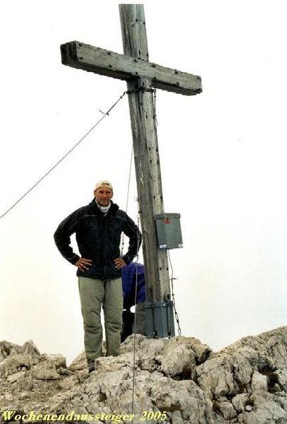 auf dem Widderstein 2533m