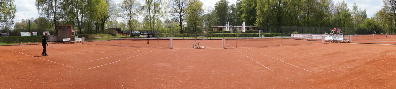 Tennis beim TCA