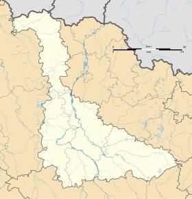 (Voir situation sur carte: Meurthe-et-Moselle)