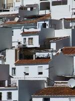 Mijas Pueblo - Barrio Santana Andalusien Provinz Málaga Spanien
