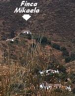 Finca Mikaela 690m unter dem Pico de Santi Petri 797m in der Provinz Málaga Andalusien Spanien