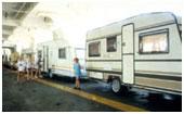 Camping on Board gibt es seit 1992 auf den Fähren der Minion Lines - Griechenland