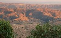 Ausblick von der Finca Richtung Málaga - Andalusien - Spanien
