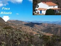 Finca Mikaela in der Sierra Hacho zwischen Alora und Almogia - Provinz Málaga -  Andalusien - Spanien