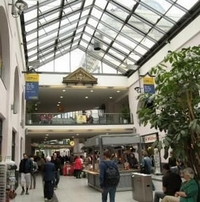 Nürnberger Hauptbahnhof - Bayern - Deutschland
