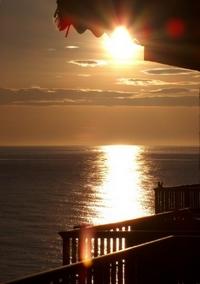 Ausblick von dem Strand-Apartment in Fuengirola - Costa del Sol Andalusien Spanien