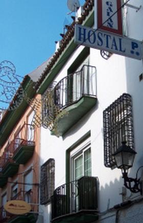 James Bond im Hostal Galan in Fuengirola an der Costa del Sol - Andalusien - Spanien
