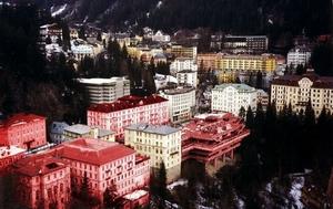 Die Bauruinen von Bad Gastein - Salzburger Land/Österreich