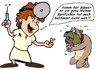 james bond beim Tierarzt in Kitzbühel Tirol Österreich