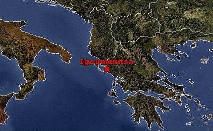 der vielgereiste James Bond macht seinem Namen alle Ehre und ist in der Hafenstadt Igoumenitsa in Westgriechenland