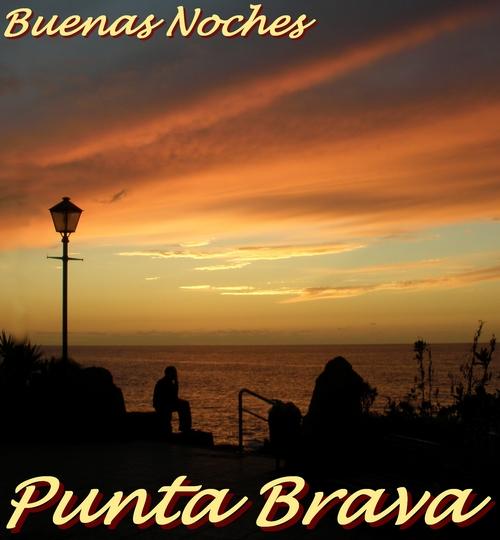 Punta Brava Teneriffa Kanaren Spanien