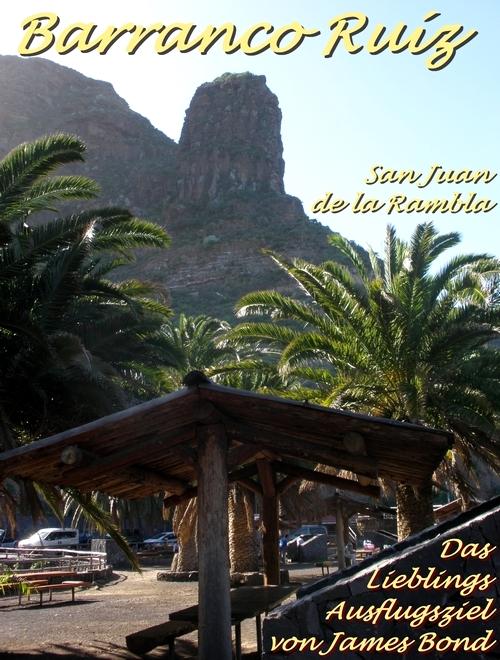 Barranco de Ruiz San Juan de la Rambla Teneriffa Kanaren Spanien