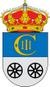 Weisses Dorf Prado del Rey Stadtwappen