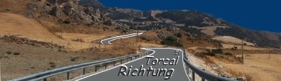 James Bond auf dem Weg in den Naturpark El Torcal in Spanien Provinz Málaga Andalusien