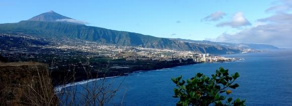 La Quinta - Santa Ursula Nordwestküste - Teneriffa - Kanarische Inseln - Spanien