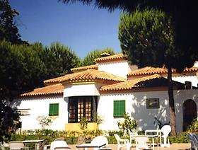 Hotel Banu Rabbah Benarrabá Provinz Málaga Andalusien Spanien