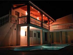 Hotel Casa la Parra Algodonales Provinz Cadiz Andalusien Spanien