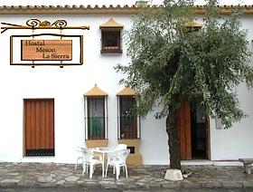 Hotel Mesón la Sierra Atajate Provinz Málaga Andalusien Spanien