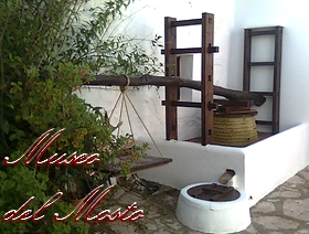 James Bond Hund - Das weisse Dorf - Atajate - Provinz Málaga - Andalusien - Spanien