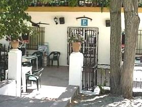 Hotel Pensión Venta Aguayar Benadalid Provinz Málaga Andalusien Spanien
