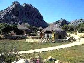 Hotel Apartments Los Chozos Benaocaz Provinz Cadiz Andalusien Spanien