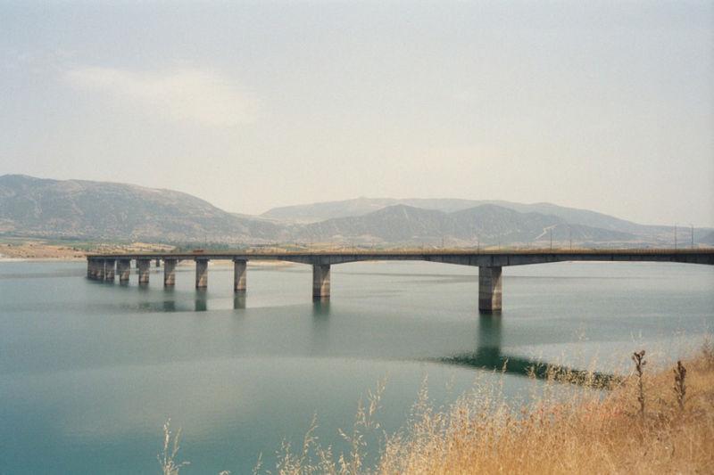 Brücke beim Olymp, Griechenland