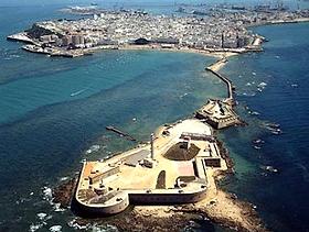 Cádiz Stadt - Costa de la Luz - Provinz Cádiz - Andalusien - Spanien