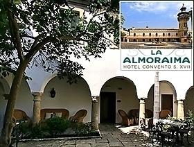 Hotel La Almoraima Castellar de la Frontera Provinz Cádiz Andalusien Spanien