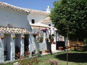 Cortijo La Haza in Iznajar - Provinz Cordoba - Andalusien - Spanien