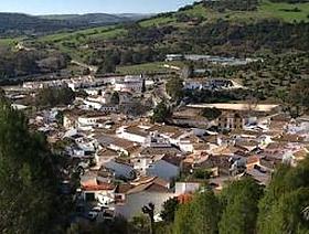 James Bond Hund - Das weisse Dorf - El Bosque - Provinz Cádiz - Andalusien - Spanien
