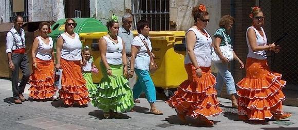Fiesta in Antequera