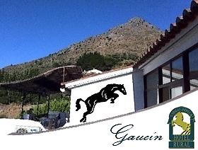 Hotel Caballo Andaluz Gaucín Provinz Málaga Andalusien Spanien