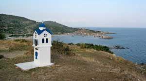 James Bond und die Geisterhäuser in Griechenland