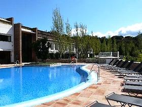 Hotel Fuerte Grazalema Provinz Cadiz Andalusien Spanien