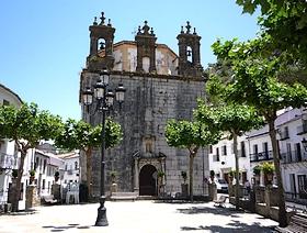 James Bond Hund - Das weisse Dorf - Grazalema - Provinz Cádiz - Andalusien - Spanien