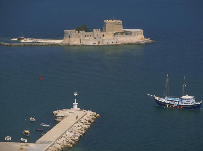 Hafeneinfahrt von Venedig in Italien - James Bond 007 mit Hund auf Reisen in Griechenland Italien Österreich Spanien