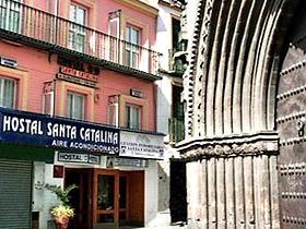 Hotel-Hostal Santa Catalina - Sevilla - Andalusien - Spanien