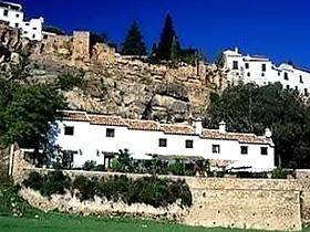 Hotel Cerro de Hijar - Sierra de las Nieves - James Bond - Provinz Malaga Andalusien Spanien
