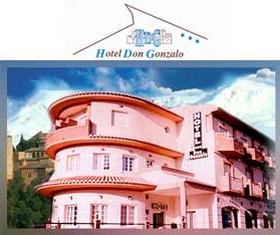 Hotel Don Gonzalo - Cenes de la Vega - Andalusien - Spanien