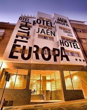 Hotel Europa, Plaza de Belen,1, 23003 Jaén Andalusien Spanien