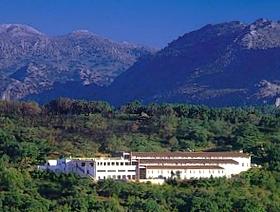 James Bond im Hotel Fuerte Grazalema - Provinz Cadiz Andalusien Spanien