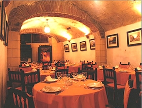 Hotel La Fonda Arcos de la Frontera Provinz Cadiz Andalusien Spanien
