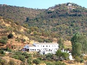 La Molineta de Guaro - James Bond in Monda Costa del Sol Provinz Malaga Andalusien Spanien