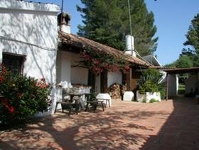 Hotel Rancho Los Lobos - Naturpark Los Alcornocales - James Bond - Provinz Cadiz Andalusien Spanien