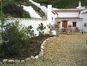 Höhlenwohnungen Cuevas de la Buena Vida - Huéscar - Provinz Granada - Andalusien - Spanien