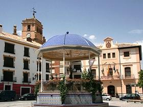 Huéscar - Provinz CGranada - Andalusien - Spanien