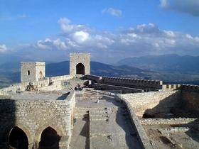 James Bond in Jaen - Andalusien - Spanien