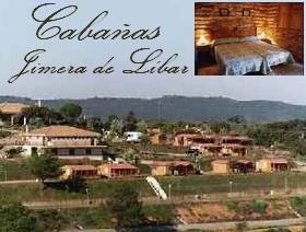 Hotel Cabañas Jimera de Líbar Provinz Málaga Andalusien Spanien